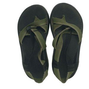 Chacos Womens Classic Strap Green sandals-9.5